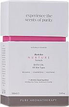Perfumería y cosmética Aceite de baño con sándalo y rosa mosqueta - AromaWorks Nurture Bath Oil