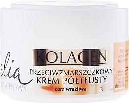 Perfumería y cosmética Crema facial antiedad con colágeno y extracto de leche de cabra - Celia Collagen Cream