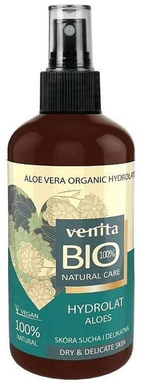 Hidrolato de aloe vera 100% natural - Venita Bio Natural Care Hydrolat Aloe