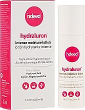 Perfumería y cosmética Loción hidratante con ácido hialurónico & minerales - Indeed Labs Hydraluron Intense Moisture Lotion Hyaluronic Acid