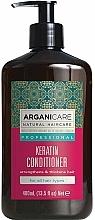 Perfumería y cosmética Acondicionador con aceite de argán & queratina - Arganicare Keratin Conditioner