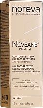 Perfumería y cosmética Crema correctora para contorno de ojos con extracto de alfalfa - Noreva Laboratoires Noveane Premium Multi-Corrective Eye Care