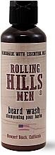Perfumería y cosmética Lavado de barba con aroma fresco - Rolling Hills Men Beard Wash