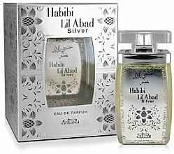 Perfumería y cosmética Nabeel Habibi Lil Abad Silver - Eau de parfum