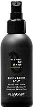 Perfumería y cosmética Bálsamo para barba con té negro - Alfaparf Milano Blends Of Many Beard&Skin Balm