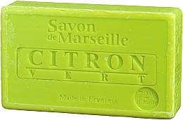 Perfumería y cosmética Jabón artesanal con aroma limón y lima - Le Chatelard 1802 Soap Lemon & Lime
