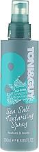 Perfumería y cosmética Spray texturizante para cabello con sal marina - Toni & Guy Casual Sea Salt Texturising Spray