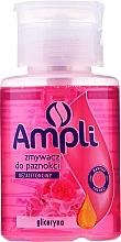 Perfumería y cosmética Quitaesmalte de uñas sin acetona con glicerina - Ampli