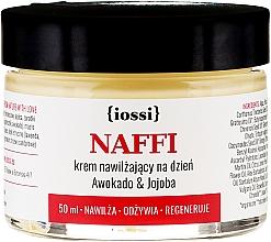 Perfumería y cosmética Crema facial con aguacate & jojoba - Iossi NAFFI Cream