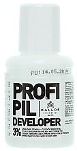 Perfumería y cosmética Oxidante 3% para tinte de pestañas y cejas - Kallos Cosmetics Profi Pil Developer 3%