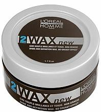 Perfumería y cosmética Cera capilar para definición y brillo, efecto no graso - L'Oreal Professionnel Wax