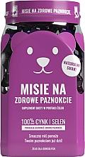 Perfumería y cosmética Complemento alimenticio en gominolas de zinc y selenio para uñas - Noble Health Nails Bears Gummies