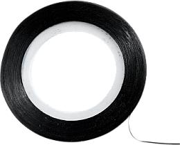 Perfumería y cosmética Cinta decorativa para uñas, negra - Peggy Sage Decorative Nail Stickers Noir