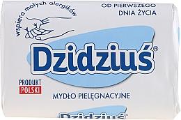 Perfumería y cosmética Jabón corporal hipoalergénico con aceite de almendras - Dzidzius Soap
