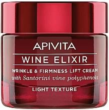 Perfumería y cosmética Crema facial reparadora con vino polifenólico Santorini - Apivita Wine Elixir Cream