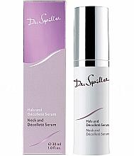 Perfumería y cosmética Sérum reparador para cuello y escote - Dr. Spiller Breast and Decollete Lift Serum