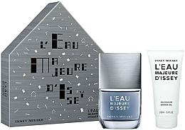 Perfumería y cosmética Issey Miyake L'Eau Majeure D'Issey - Set (edt/50ml + gel de ducha/100ml)