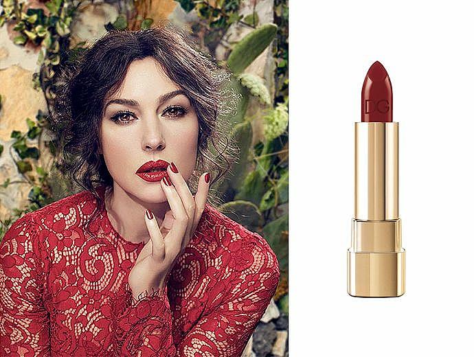 Barra de labios cremosa - Dolce & Gabbana Classic Cream Lipstick — imagen N2
