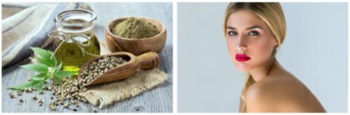 Aceite de cáñamo - un mágico elixir natural para cabello, piel y uñas