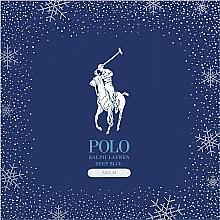 Perfumería y cosmética Ralph Lauren Polo Deep Blue Holiday Gift Set - Set (perfume/125ml + perfume/40ml)