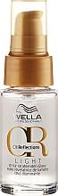 Perfumería y cosmética Aceite de cabello de camelia realzador del brillo - Wella Professionals Oil Reflection Light