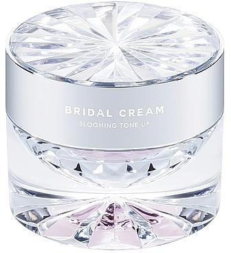 Crema facial hidratante y rejuvenecedora que unifica el tono de piel - Missha Time Revolution Bridal Cream Blooming Tone Up — imagen N1