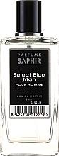 Perfumería y cosmética Saphir Parfums Select Blue Man - Eau de parfum