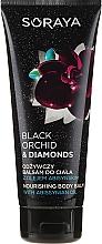 Perfumería y cosmética Bálsamo corporal nutritivo con orquídea negra - Soraya Black Orchid & Diamonds Nourishing Body Balm