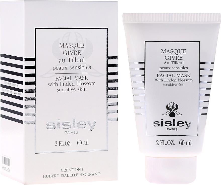 Mascarilla facial con extracto de tila - Sisley Botanical Facial Mask With Linden Blossom — imagen N2