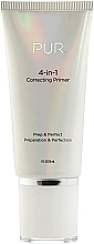 Perfumería y cosmética Prebase de maquillaje correctora con aloe vera 4 en 1 - Pur 4-In-1 Correcting Primer Prep & Perfect