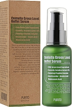 Perfumería y cosmética Sérum facial con extracto de centella asiática - Purito Centella Green Level Buffet Serum