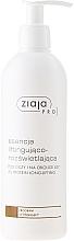 Perfumería y cosmética Esencia para labios y contorno de ojos con 5% de porteínas, ácido hialurónico y algas azules - Ziaja Pro Lifting and Brightening Essence