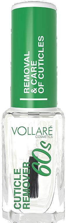Removedor de cutículas - Vollare Cosmetics Cuticle Remover