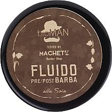Perfumería y cosmética Fluido facial pre y post afeitado con soja - BioBotanic BioMAN Pre/After Shave Fluid