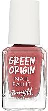 Perfumería y cosmética Esmalte de uñas natural - Barry M Green Origin Nail Polish Collection