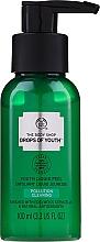 Perfumería y cosmética Exfoliante facial líquido con células madre de edelweiss y aceite de moringa - The Body Shop Drops of Youth