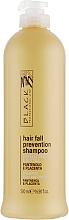 Perfumería y cosmética Champú fortificante con extracto de placenta & pantenol - Black Professional Line Panthenol & Placenta Shampoo