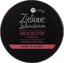 Perfumería y cosmética Crema natural para pies con urea y manteca de karité - Zielone Laboratorium