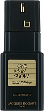 Perfumería y cosmética Bogart One Man Show Gold Edition - Eau de toilette