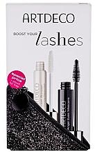 Perfumería y cosmética Set para pestañas (máscara/10ml + booster/10ml + neceser cosmético) - Artdeco Angel Eyes