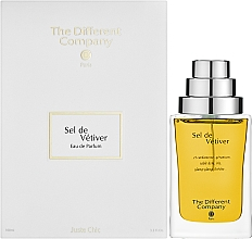 The Different Company Sel De Vetiver - Eau de parfum — imagen N2