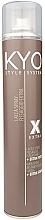Perfumería y cosmética Laca de cabello, fijación extra fuerte - Kyo Style System Hairspray Extra Strong