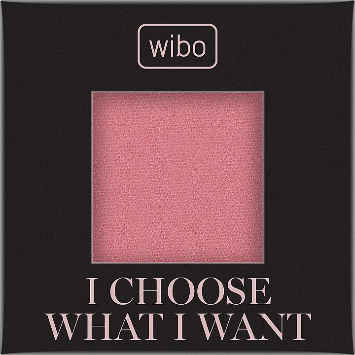 Recarga de colorete en polvo - Wibo I Choose What I Want Blusher