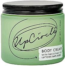 Perfumería y cosmética Crema corporal con extracto de semilla de dátil - UpCircle Body Cream With Date