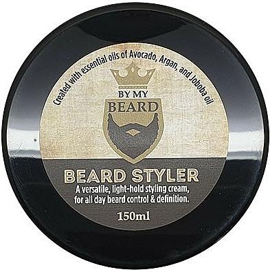 Crema moldeadora para barba con fijación ligera - By My Beard Beard Styler Light Hold Styling Cream
