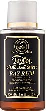 Perfumería y cosmética Taylor of Old Bond Street Bay Rum - Loción aftershave con hojas de laurel & ron