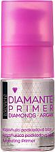 Perfumería y cosmética Prebase de maquillaje iluminadora con polvo de diamante y argán - Gabriella Salvete Diamante Primer