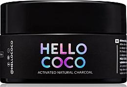 Perfumería y cosmética Carbón activo blanqueador de dientes - Hello Coco Sweet Mint Activated Natural Charcoal Teeth Whitener