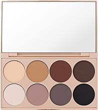 Perfumería y cosmética Paleta de sombras de ojos con efecto mate - Paese Mattlicious