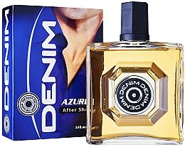 Perfumería y cosmética Denim Azure - Loción aftershave